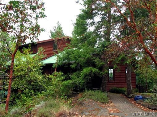 Main Photo: 140 Ensilwood Rd in SALT SPRING ISLAND: GI Salt Spring House for sale (Gulf Islands)  : MLS®# 664457