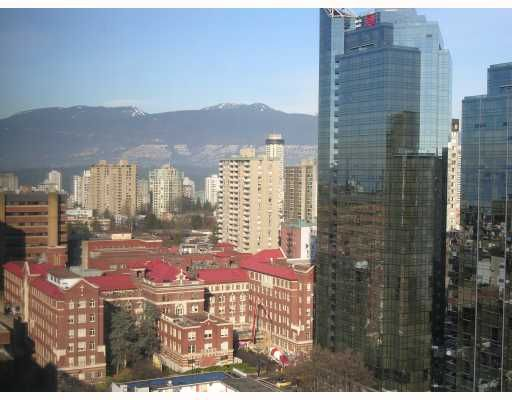 Main Photo: 2802 1189 HOWE Street in Vancouver: Downtown VW Condo for sale (Vancouver West)  : MLS®# V748407