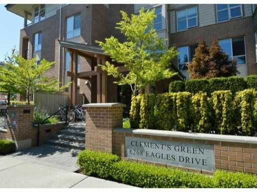 Main Photo: # 306 6268 EAGLES DR in Vancouver: University VW Condo for sale (Vancouver West)  : MLS®# V1040013