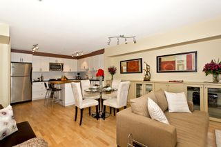 """Photo 9: 3683 W 12TH Avenue in Vancouver: Kitsilano Townhouse for sale in """"Twenty on the Park"""" (Vancouver West)  : MLS®# V909572"""