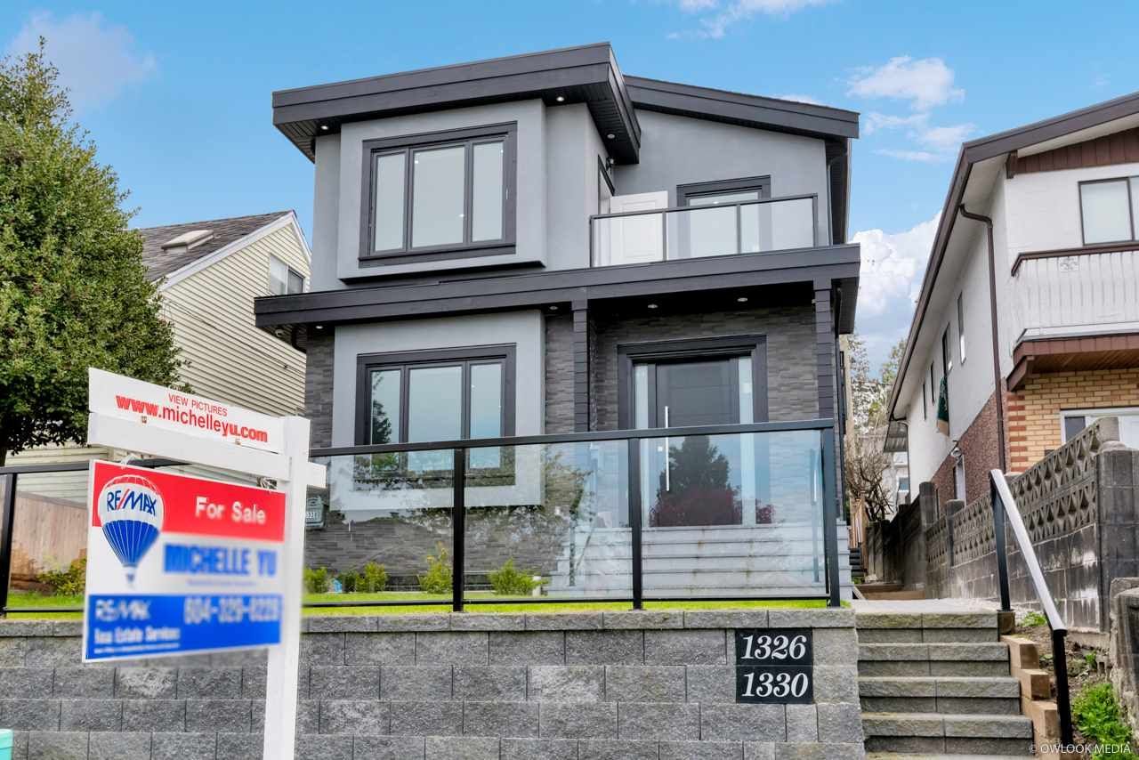 Main Photo: 1326 E 36TH Avenue in Vancouver: Knight House for sale (Vancouver East)  : MLS®# R2558041