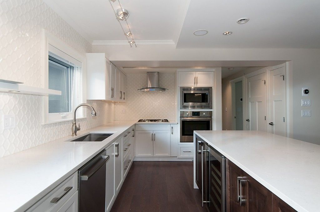 """Photo 10: Photos: 2455 W 7TH Avenue in Vancouver: Kitsilano 1/2 Duplex for sale in """"The Ghalley"""" (Vancouver West)  : MLS®# R2036781"""
