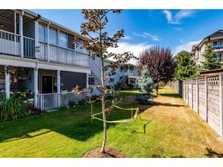 """Photo 23: 257 32691 GARIBALDI Drive in Abbotsford: Abbotsford West Townhouse for sale in """"Carriage Lane"""" : MLS®# R2479207"""