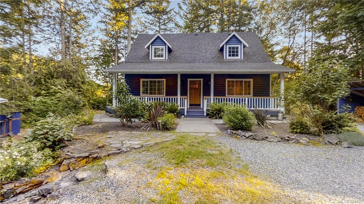 Main Photo: 1409 Hillgrove Rd in North Saanich: NS Lands End House for sale : MLS®# 841102