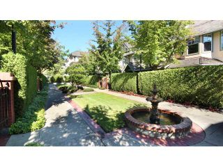 "Photo 3: # 53 5880 HAMPTON PL in Vancouver: University VW Townhouse for sale in ""THAMES COURT"" (Vancouver West)  : MLS®# V1029520"