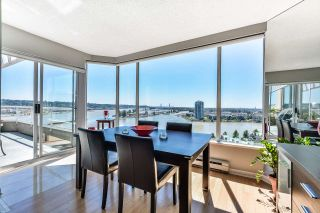 "Photo 6: 1704 1065 QUAYSIDE Drive in New Westminster: Quay Condo for sale in ""QUAYSIDE TOWER II"" : MLS®# R2181912"