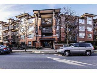 Photo 1: # 315 700 KLAHANIE DR in Port Moody: Port Moody Centre Condo for sale : MLS®# V1047259