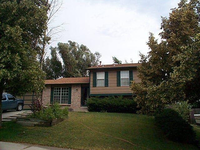 Main Photo: 4394 S. Ceylon Way in Aurora: House for sale