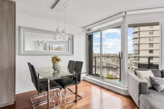 Photo 3: 1602 583 BEACH CRESCENT in Vancouver: Yaletown Condo for sale (Vancouver West)  : MLS®# R2610610