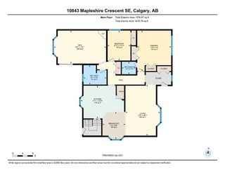 Photo 37: 10843 Mapleshire Crescent SE in Calgary: Maple Ridge Detached for sale : MLS®# A1099704