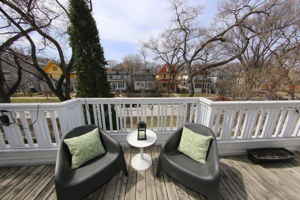 Photo 27: Photos: 205 Lenore Street in Winnipeg: Wolseley Single Family Detached for sale (5B)  : MLS®# 1710671
