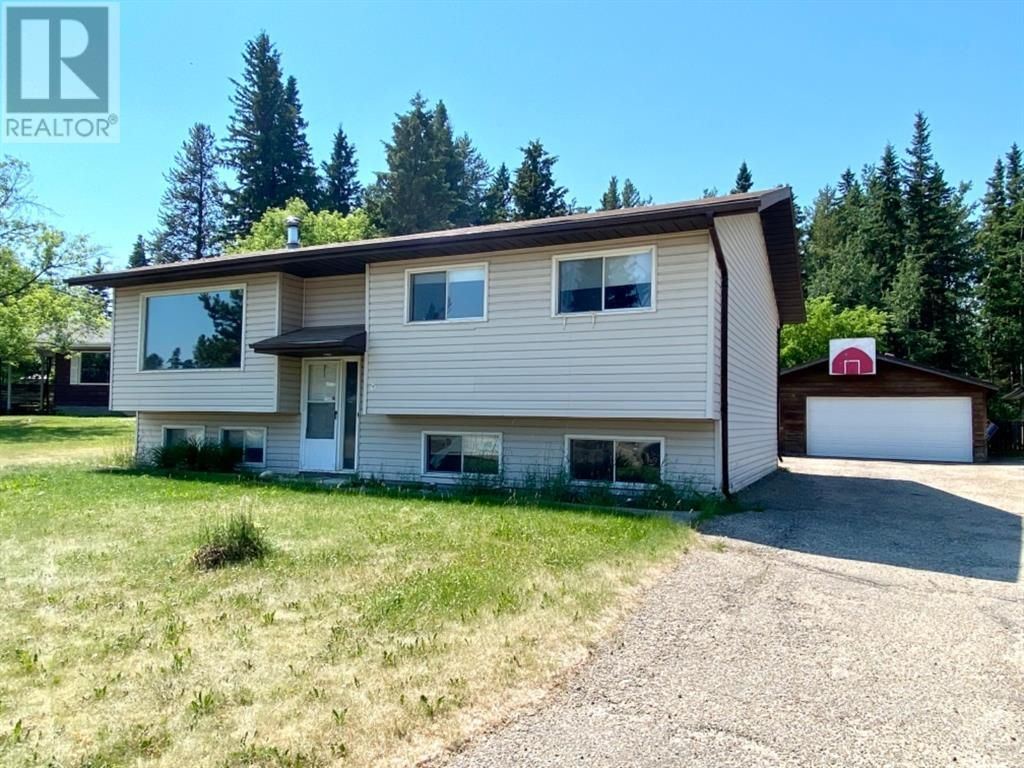 Main Photo: 8 Baxter Crescent in Whitecourt: House for sale : MLS®# A1078940
