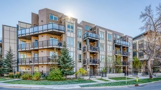 Photo 1: 429 823 5 Avenue NW in Calgary: Sunnyside Apartment for sale : MLS®# A1152159