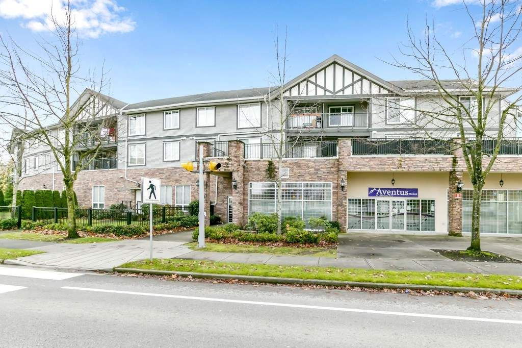 Main Photo: 219 12088 75A Avenue in Surrey: West Newton Condo for sale : MLS®# R2538086