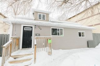 Photo 1: 328 Q Avenue South in Saskatoon: Pleasant Hill Residential for sale : MLS®# SK841217