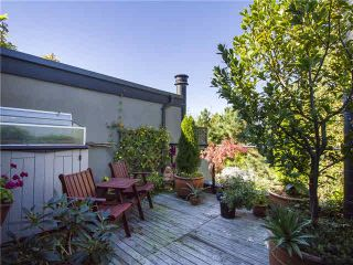 """Photo 18: 809 SAWCUT Street in Vancouver: False Creek Townhouse for sale in """"HEATHER POINT"""" (Vancouver West)  : MLS®# V1086722"""