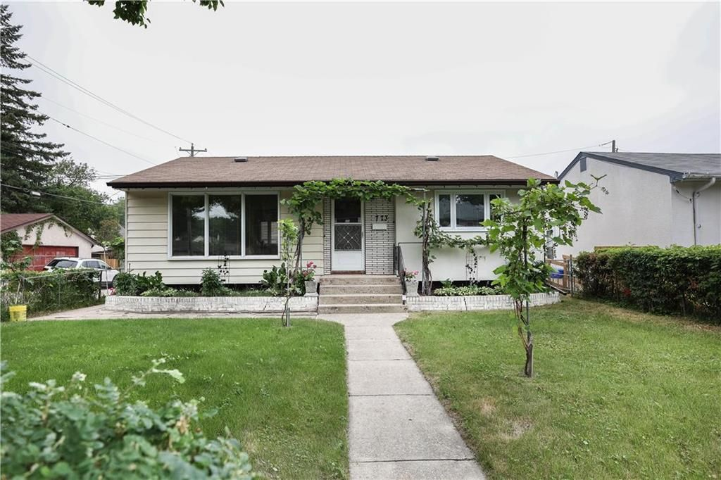 Main Photo: 773 Daly Street South in Winnipeg: Lord Roberts Residential for sale (1Aw)  : MLS®# 202117320