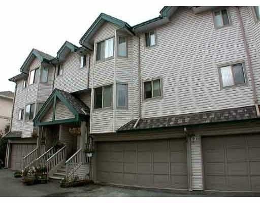 Main Photo: 3 2420 PITT RIVER RD in Port_Coquitlam: Mary Hill Townhouse for sale (Port Coquitlam)  : MLS®# V331388