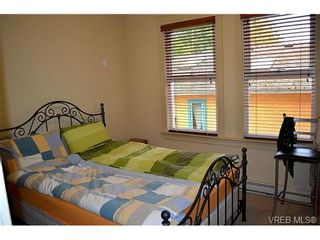 Photo 9: 2 436 Niagara St in VICTORIA: Vi James Bay Row/Townhouse for sale (Victoria)  : MLS®# 724550