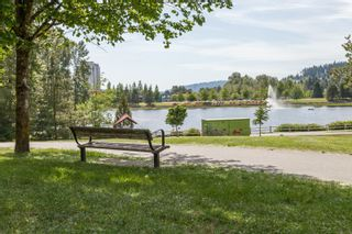 """Photo 32: 406 1190 EASTWOOD Street in Coquitlam: North Coquitlam Condo for sale in """"LAKESIDE TERRACE"""" : MLS®# R2491476"""