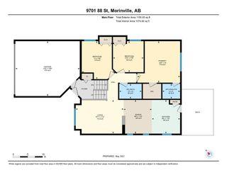 Photo 38: 9701 88 Street: Morinville House for sale : MLS®# E4245082
