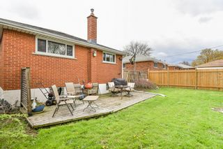 Photo 34: 128 Winchester Boulevard in Hamilton: House for sale : MLS®# H4053516