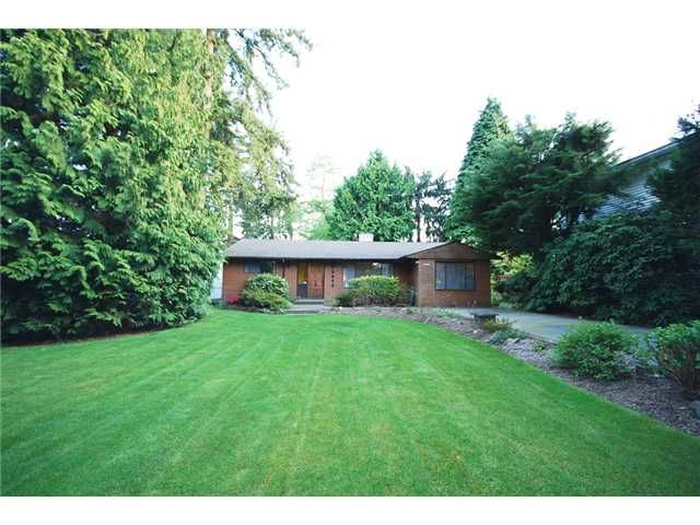 Main Photo: 6826 AUBREY Street in Burnaby: Sperling-Duthie House for sale (Burnaby North)  : MLS®# V949751