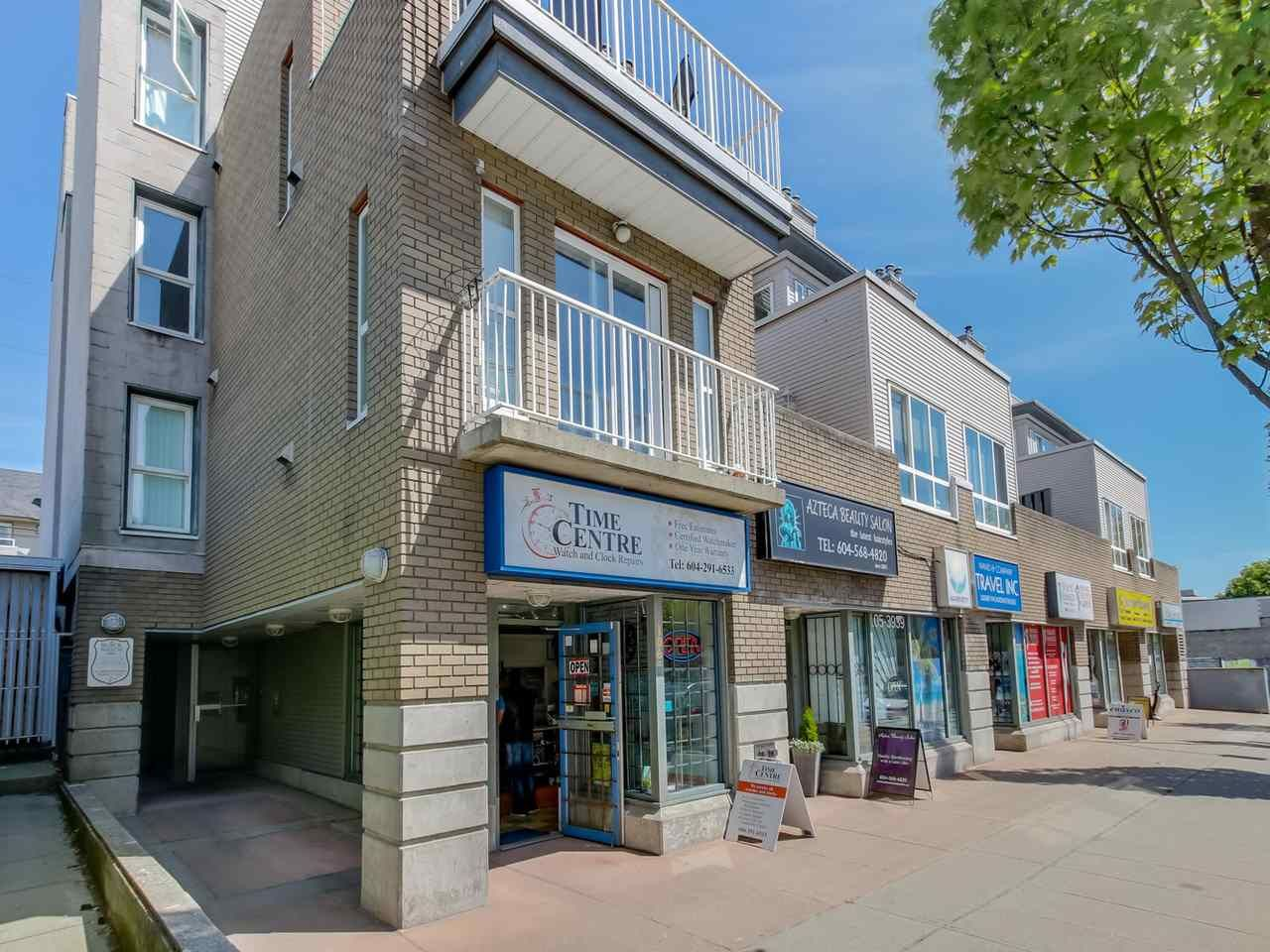 Main Photo: 208 3939 HASTINGS STREET in Burnaby: Vancouver Heights Condo for sale (Burnaby North)  : MLS®# R2078588