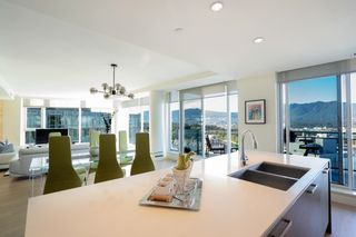 """Photo 5: 2701 1499 W PENDER Street in Vancouver: Coal Harbour Condo for sale in """"WEST PENDER PLACE"""" (Vancouver West)  : MLS®# R2614802"""
