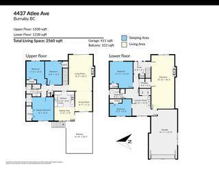 """Photo 33: 4437 ATLEE Avenue in Burnaby: Deer Lake Place House for sale in """"DEER LAKE PLACE"""" (Burnaby South)  : MLS®# R2586875"""