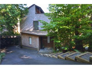 Photo 2: 6830 HYCROFT RD in West Vancouver: Whytecliff House for sale : MLS®# V971359