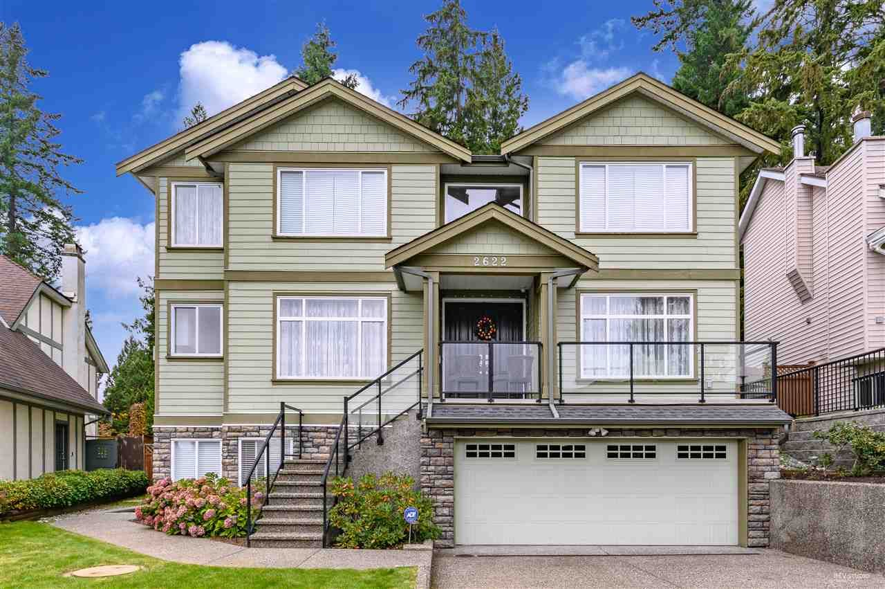 Main Photo: 2622 AUBURN Place in Coquitlam: Scott Creek House for sale : MLS®# R2541601