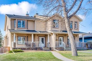 Main Photo: 45 Hendon Drive NW in Calgary: Highwood Semi Detached for sale : MLS®# A1103260