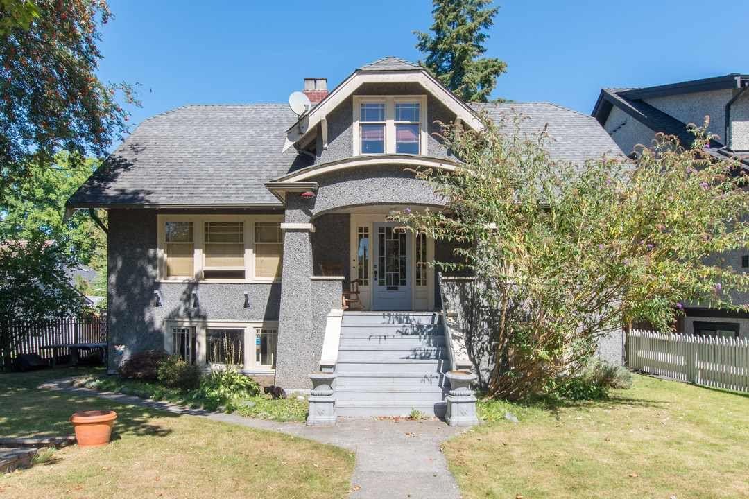 "Main Photo: 3345 W 11TH Avenue in Vancouver: Kitsilano House for sale in ""KITSILANO"" (Vancouver West)  : MLS®# R2103523"