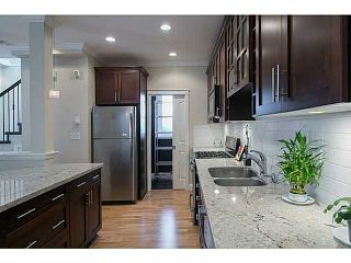 """Photo 5: 1 1624 GRANT Street in Vancouver: Grandview VE Townhouse for sale in """"GRANTS PLACE"""" (Vancouver East)  : MLS®# V1046767"""