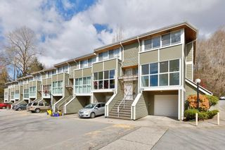 """Main Photo: 3359 FIELDSTONE Avenue in Vancouver: Champlain Heights Townhouse for sale in """"Marine wood"""" (Vancouver East)  : MLS®# R2593823"""