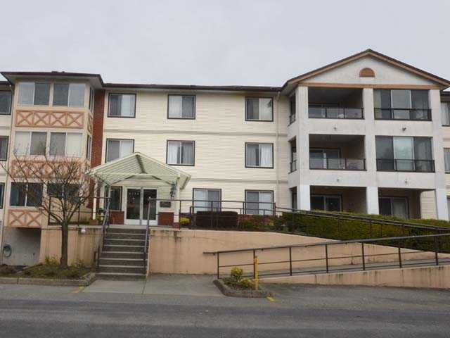 Main Photo: 107 1802 Duthie Avenue in Burnaby: Condo for sale : MLS®# v997078