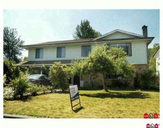 Photo 1: 3135 PRINCESS Court in Abbotsford: Abbotsford West House for sale : MLS®# F2925001