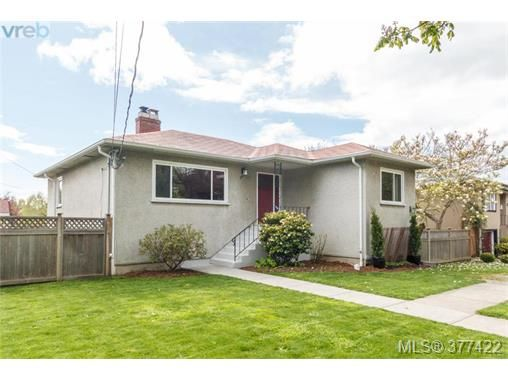 Main Photo: 1849 Gonzales Ave in VICTORIA: Vi Fairfield East House for sale (Victoria)  : MLS®# 757807