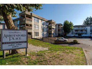 "Photo 19: 211 32870 GEORGE FERGUSON Way in Abbotsford: Central Abbotsford Condo for sale in ""Abbotsford Place"" : MLS®# R2212123"