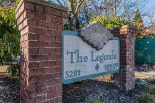 """Photo 2: 106 5281 OAKMOUNT Crescent in Burnaby: Oaklands Condo for sale in """"THE LEGENDS"""" (Burnaby South)  : MLS®# R2340028"""