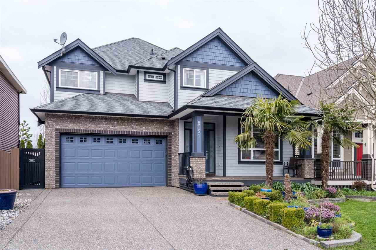 "Main Photo: 8151 211 Street in Langley: Willoughby Heights House for sale in ""Yorkson"" : MLS®# R2558889"
