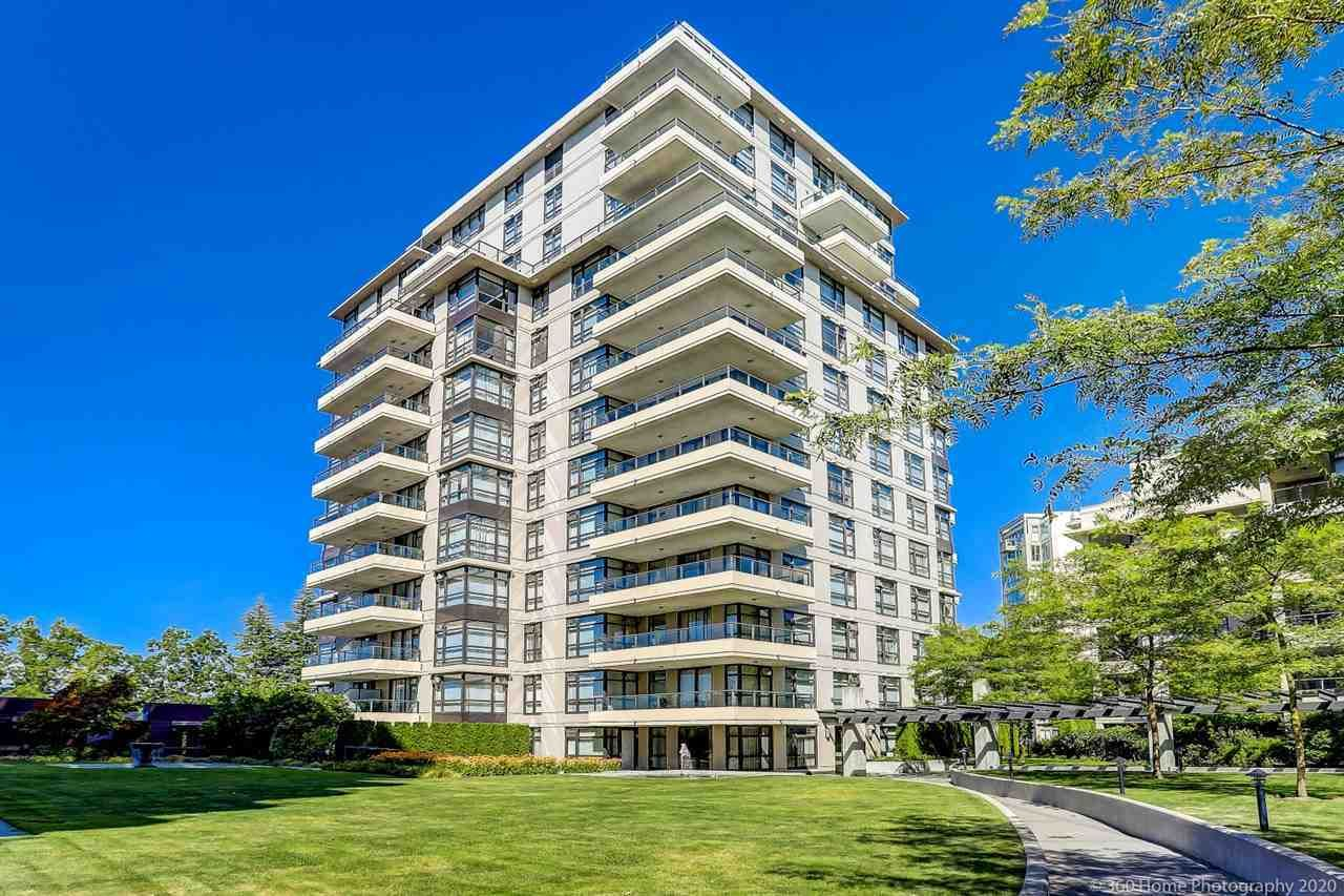 Main Photo: 509 8180 LANSDOWNE Road in Richmond: Brighouse Condo for sale : MLS®# R2559896