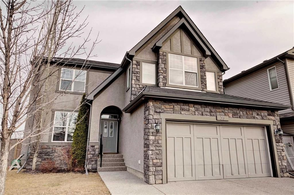 Main Photo: 35 CHAPALINA Terrace SE in Calgary: Chaparral Detached for sale : MLS®# C4237257