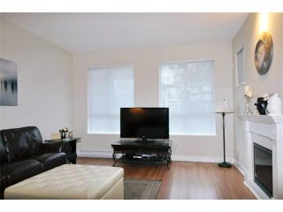"""Photo 4: 115 1460 SOUTHVIEW Street in Coquitlam: Burke Mountain Townhouse for sale in """"CEDAR CREEK"""" : MLS®# V984770"""