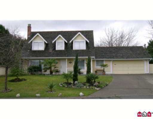 """Main Photo: 1823 140B Street in White Rock: Sunnyside Park Surrey House for sale in """"OCEAN BLUFF"""" (South Surrey White Rock)  : MLS®# F2626186"""