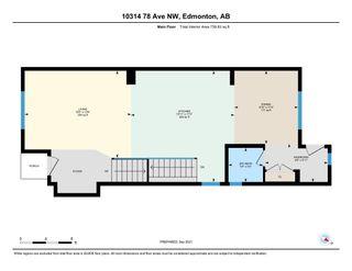 Photo 36: 10314 78 Street NW in Edmonton: Zone 19 House Half Duplex for sale : MLS®# E4262824