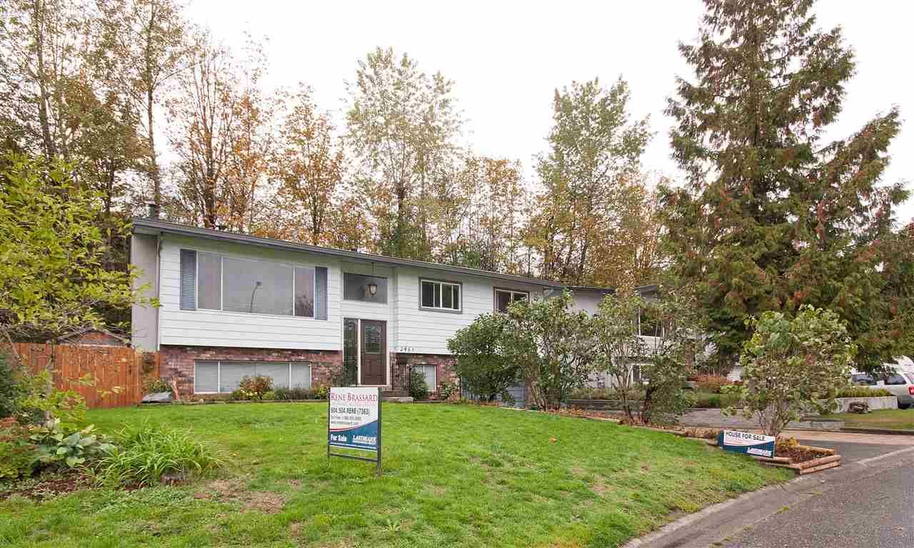 Main Photo: 2461 ALADDIN Crescent in Abbotsford: Abbotsford East House for sale : MLS®# R2003687