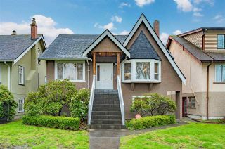 Photo 1: 3326 W 14TH Avenue in Vancouver: Kitsilano House for sale (Vancouver West)  : MLS®# R2561994
