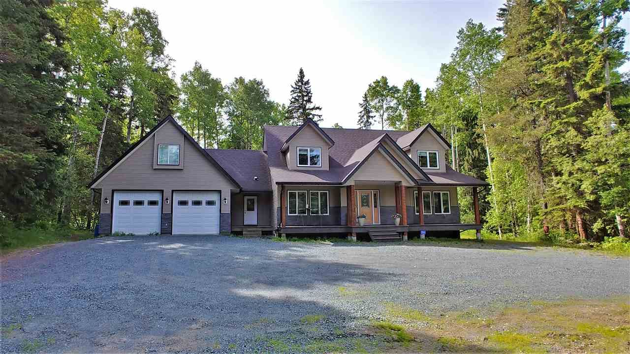 """Main Photo: 1533 SHADY VALLEY Road in Prince George: Old Summit Lake Road House for sale in """"OLD SUMMIT LAKE ROAD"""" (PG City North (Zone 73))  : MLS®# R2474352"""